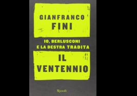 Gianfranco Fini ad Asiago per presentare il suo ultimo libro