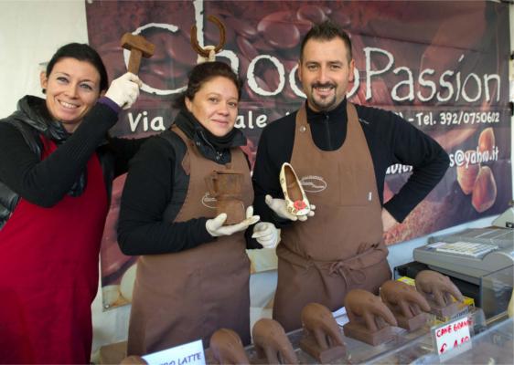 TORNA AD ASIAGO ART & CIOCC