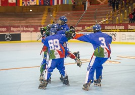 I MONDIALI DI HOCKEY IN LINE
